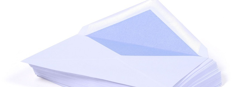 Pre Paid Envelopes