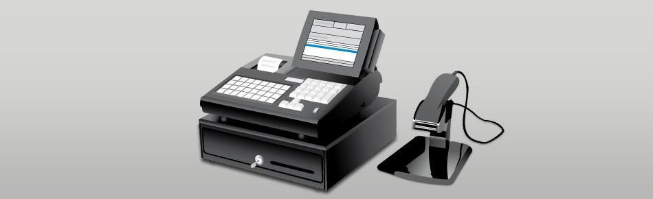 Retail EPOS system