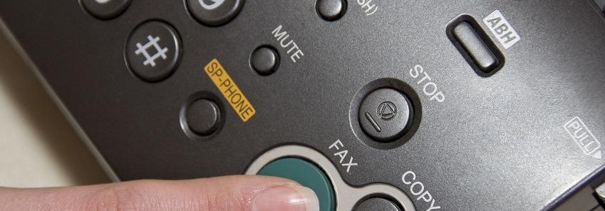 inkjet fax machine