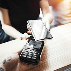 Mobile card payment