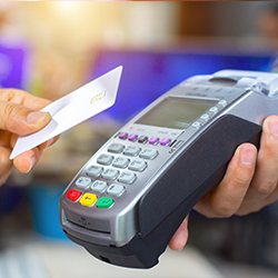 Card payment terminales