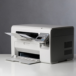 Benefits laser fax machine