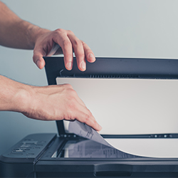 Choosing a photocopier