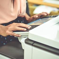 Printer finance options