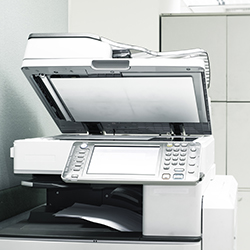 Stand-alone photocopier