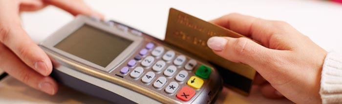 credit card machines and small businesses