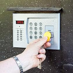standalone RFID door controller