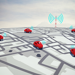 What is a vehicle tracking system